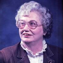 Eleanor V. Achzet