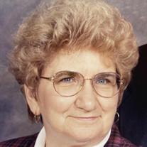 Louella Mae Wilson