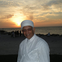 Ervad (Dr.) Soli Pirojshah Dastur