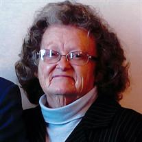 Patsy Geraldine Berry Evans