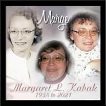 Margaret L. Kabak