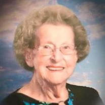 Mary Evelyn Sargent