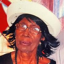 Mrs. Annie Mae Addison