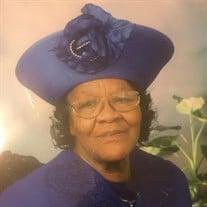 Mrs. Ruth Wright Johnson Lawrence