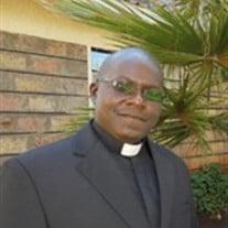Rev. Nicholas Kaloki