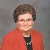 Evelyn Dorothy Gappa