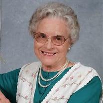 Mrs. Eva Mae Brewer
