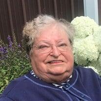 Shirley Mae Markstrom