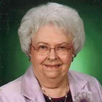 Marletta J. Warner