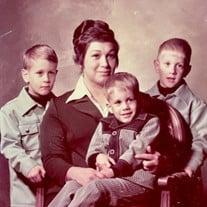 Mrs. Betty Ward Hagood