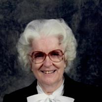 Ruby Bateman Simmons
