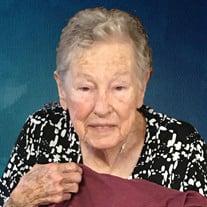 Thelma Jane Daigle