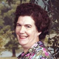 Jettie Lou Grindstaff