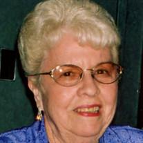 Doris (Williams) Legge