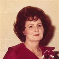 Myra Joyce Russell Coats