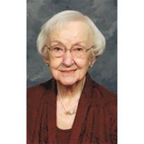 Florence Ann Sturwold