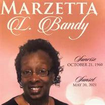 Marzetta L. Bandy