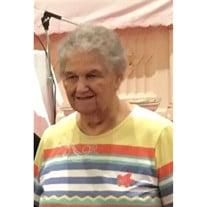 "Elizabeth ""Betty"" Ann Burkhart"