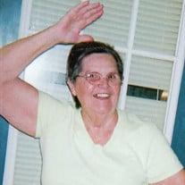Shirley Yvonne Fletcher