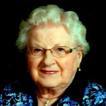 Dorothy Agnes McMahon