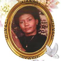 Mrs. Janie Mae Mathews