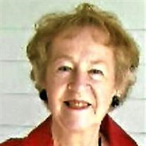 Gladys Elaine Gregory
