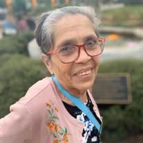 Rosa M. Cruz Vazquez