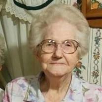 Mrs. Gladys Miller Everidge