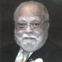 Rev. Dr. W. Braxton Cooley Sr., PhD., D.Min.