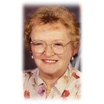 Ruth (Dick) McLaren