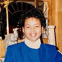Cora Elizabeth Cherry