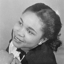 Mary Evelyn Glaude