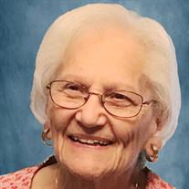 Mary Ann Hamer