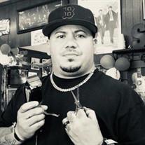 Cisco Shato Martinez