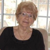 Mary Jeanette Hetherington