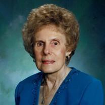 Mrs. Helen Louise Baker