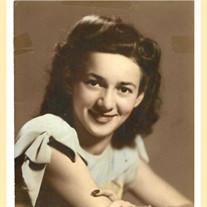 Greta Faye Whitehead