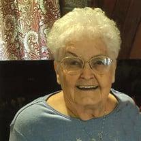 Georgia Mae Bishop Honea