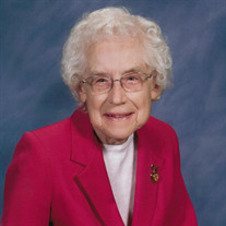 Ruth Elizabeth Burris