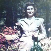 Norma Yvonne Witt McKinney