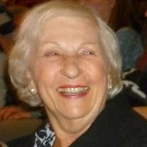 Mrs. Wanda Mary Markwica