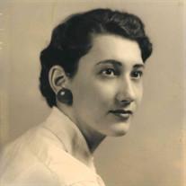 Nancy Johnston Kinzer