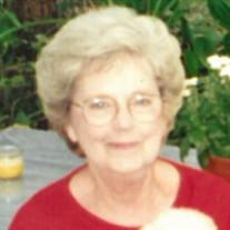 Florence B. Halliday