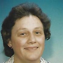 Mrs. Margaret Yvonne Morrison