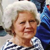 Patricia Thornburg Webb