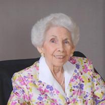 Mary Theodosia Wilson