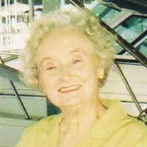 Mrs. Eloise Broome Yeager