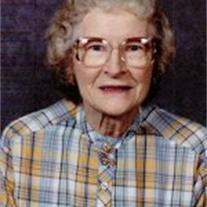 Martha Clarke Lutz