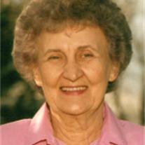 Margaret Van Gorder