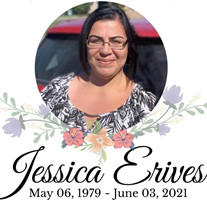 "Jessica ""Jess"" Yvonne Erives"
